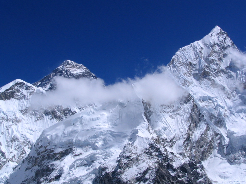 Everest-top of the World: Trekking in Nepal, Mt. Everest
